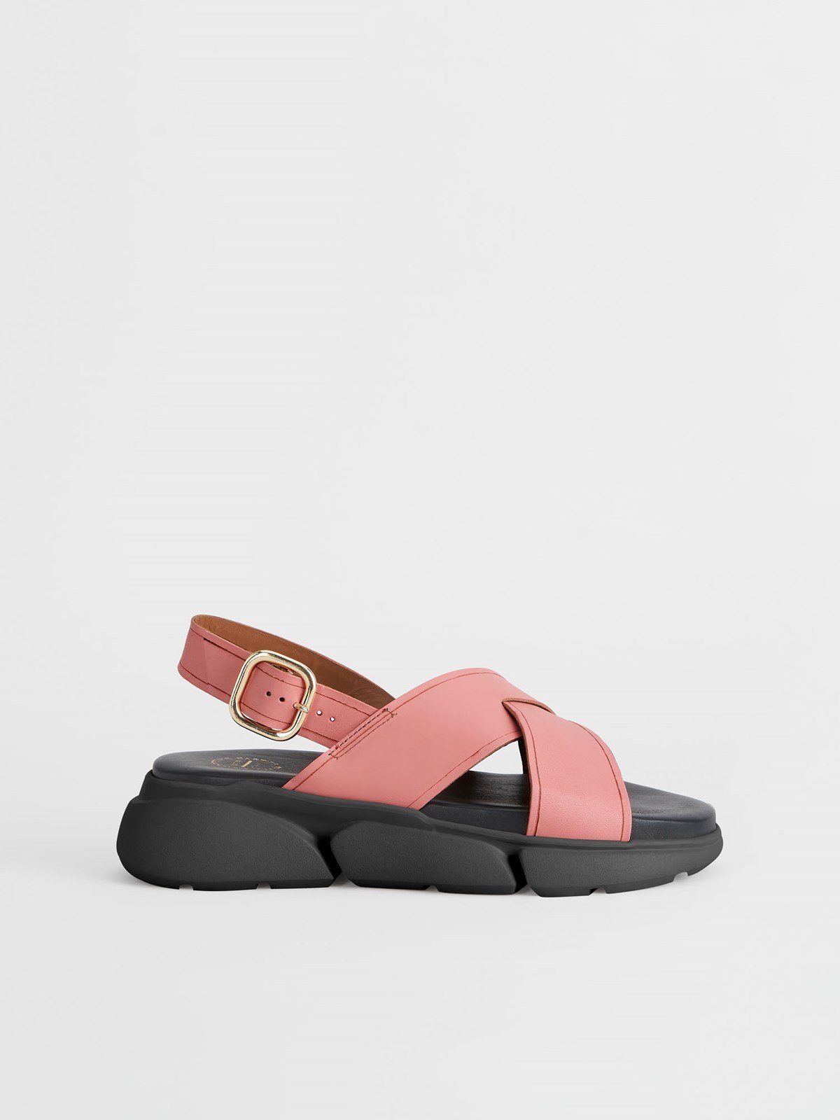 Barisci Candy Pink Chunky sandals