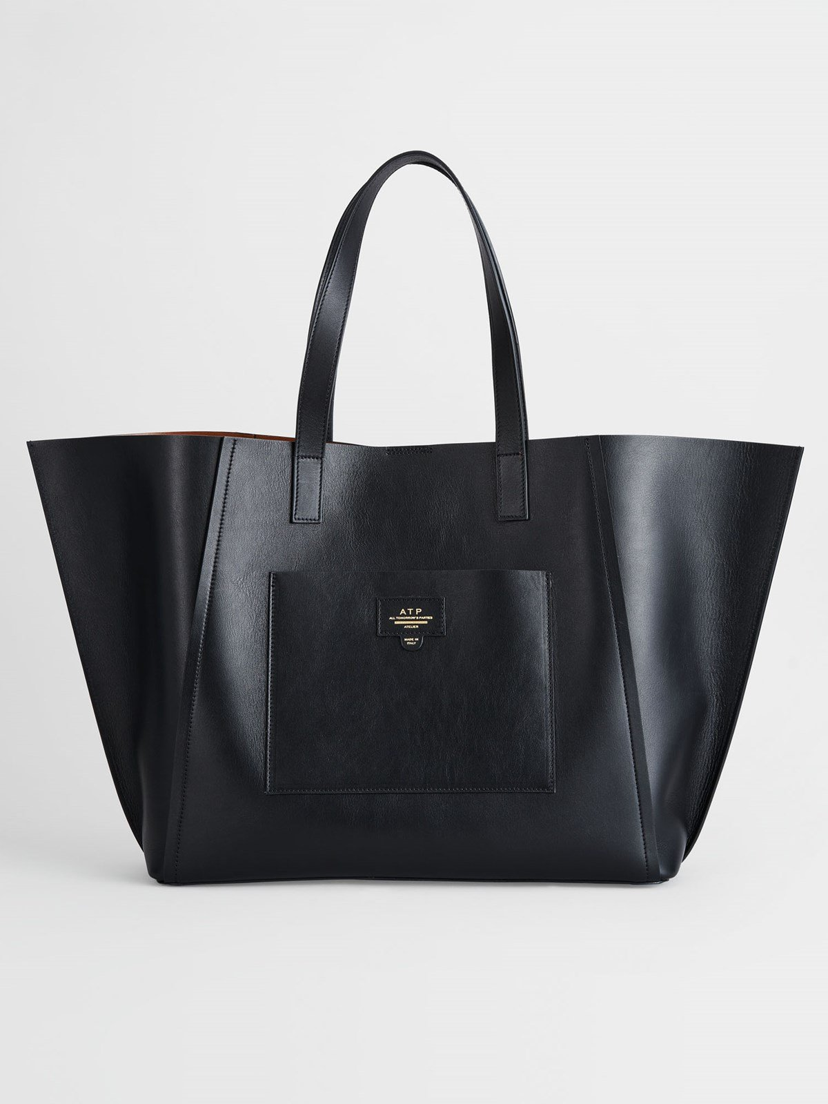Conversano Black Large tote