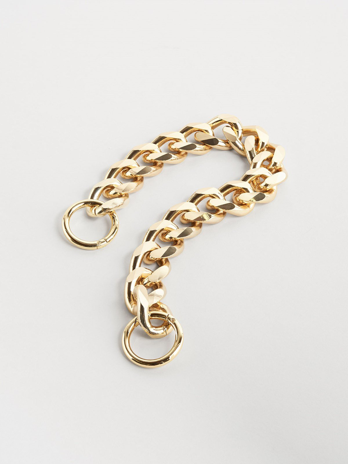 Montieri Gold Chunky chain