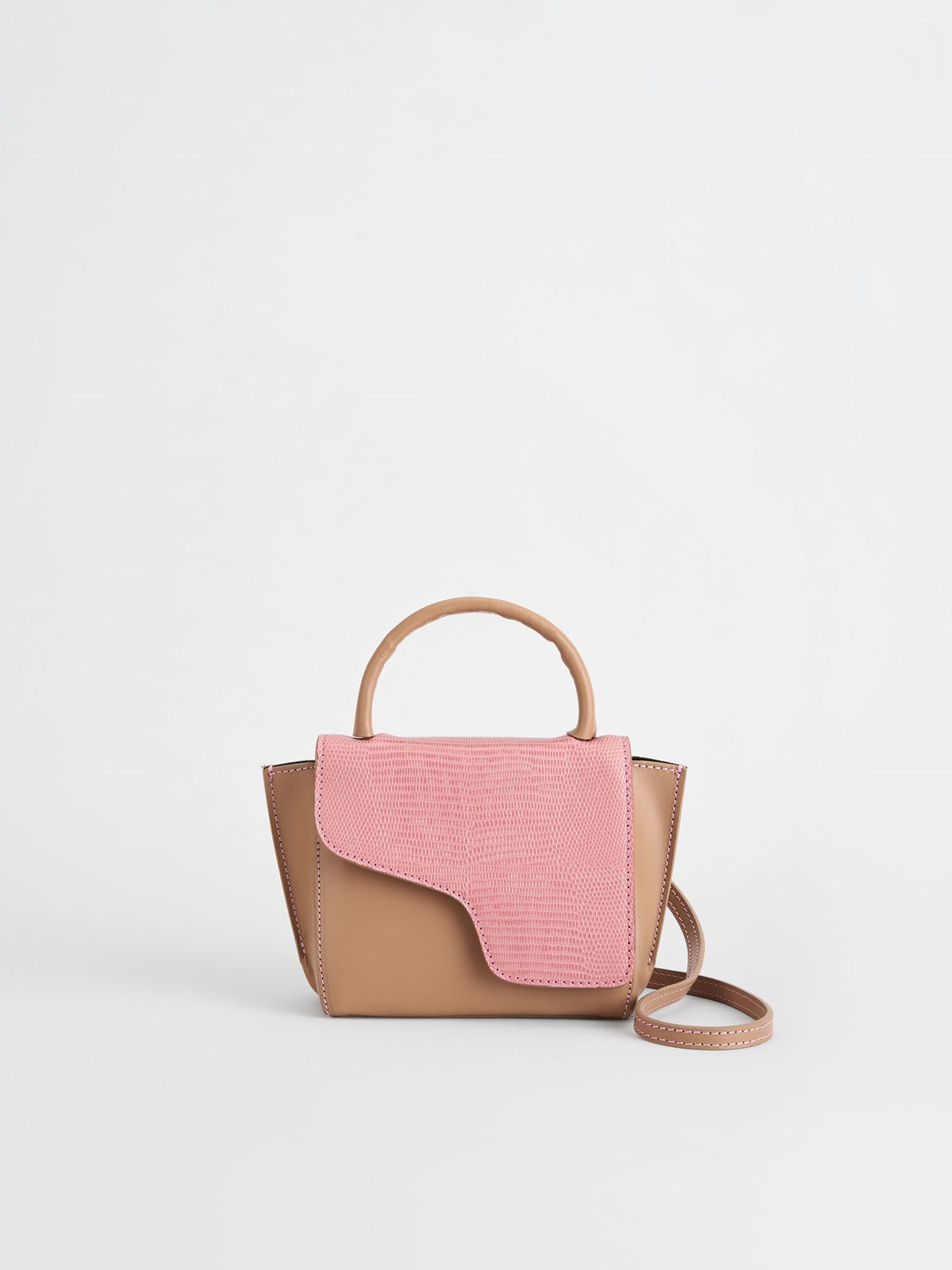 Montalcino Candy Pink Mini handbag