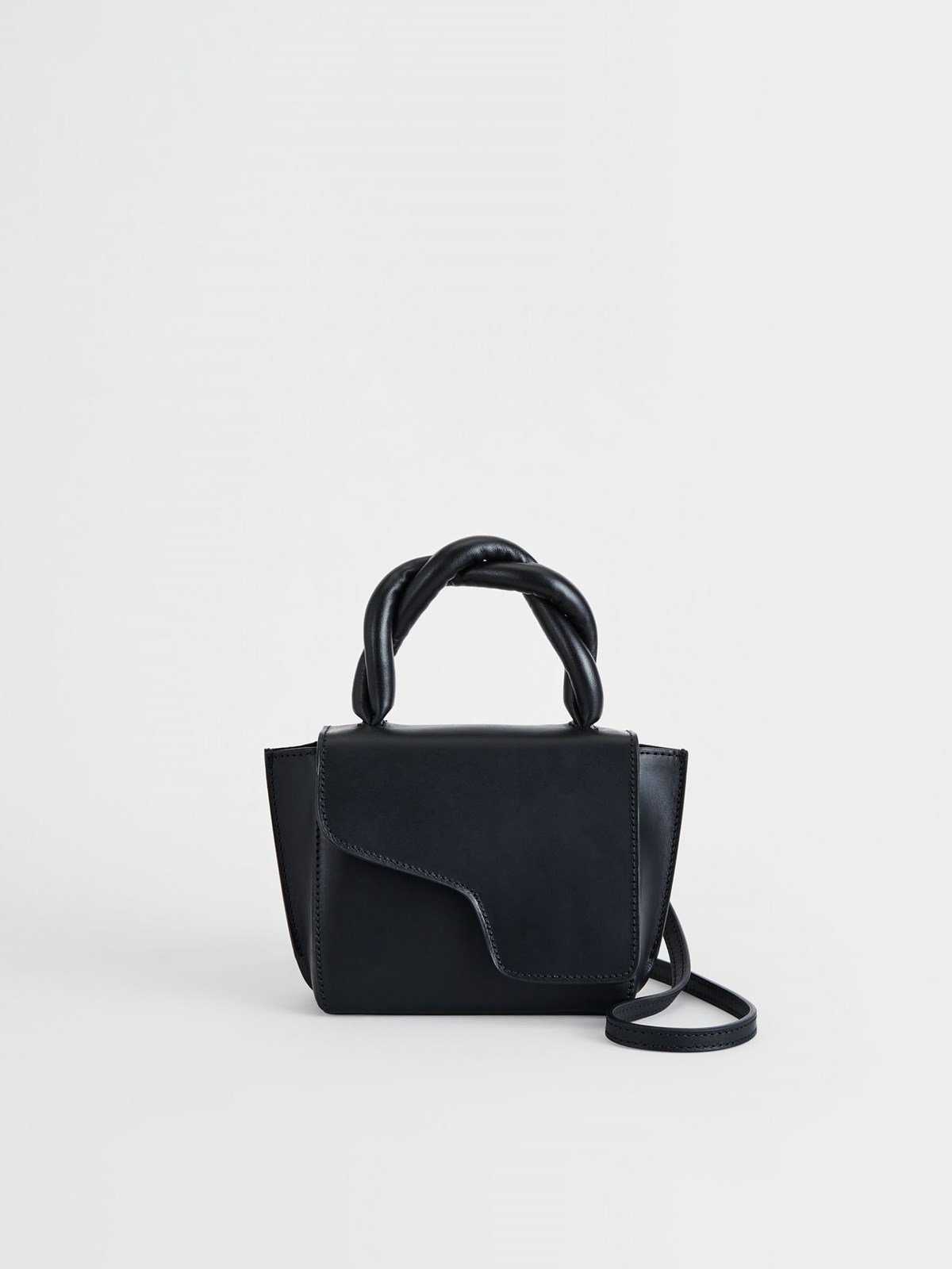 Montalbano Black Mini handbag