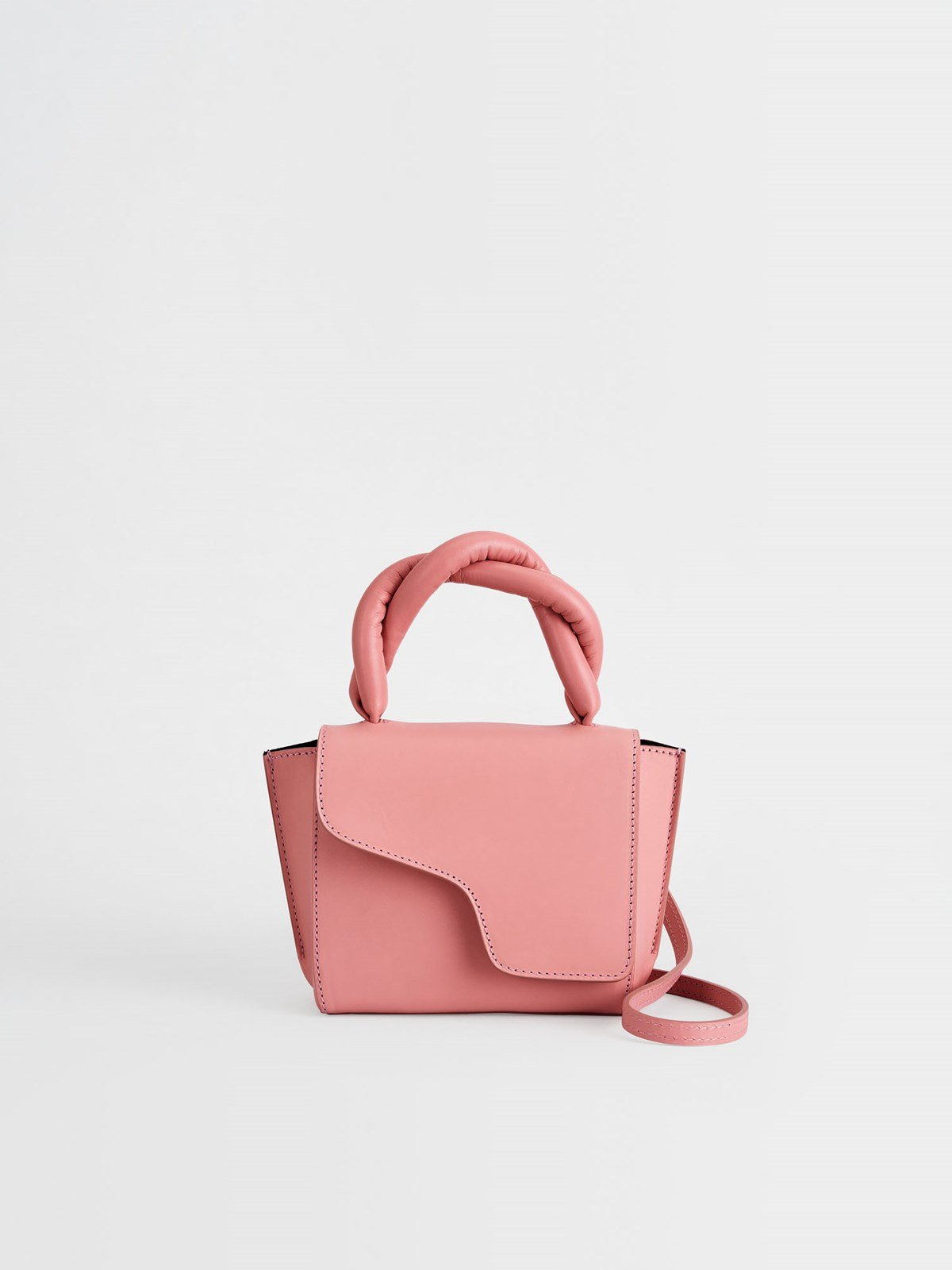 Montalbano Candy Pink Mini handbag